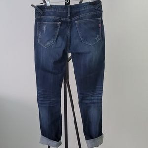 Vigoss Jeans - Vigoss The Thompson Double Roll Cuff Skinny